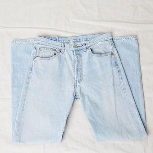 Vintage 501 Levis Jeans